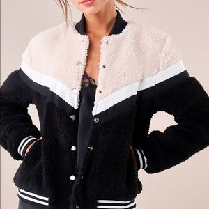 Jackets & Blazers - COMING IN SEPTEMBER PRE ORDER BOMBER JACKET